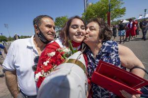 Stony brook university graduating student