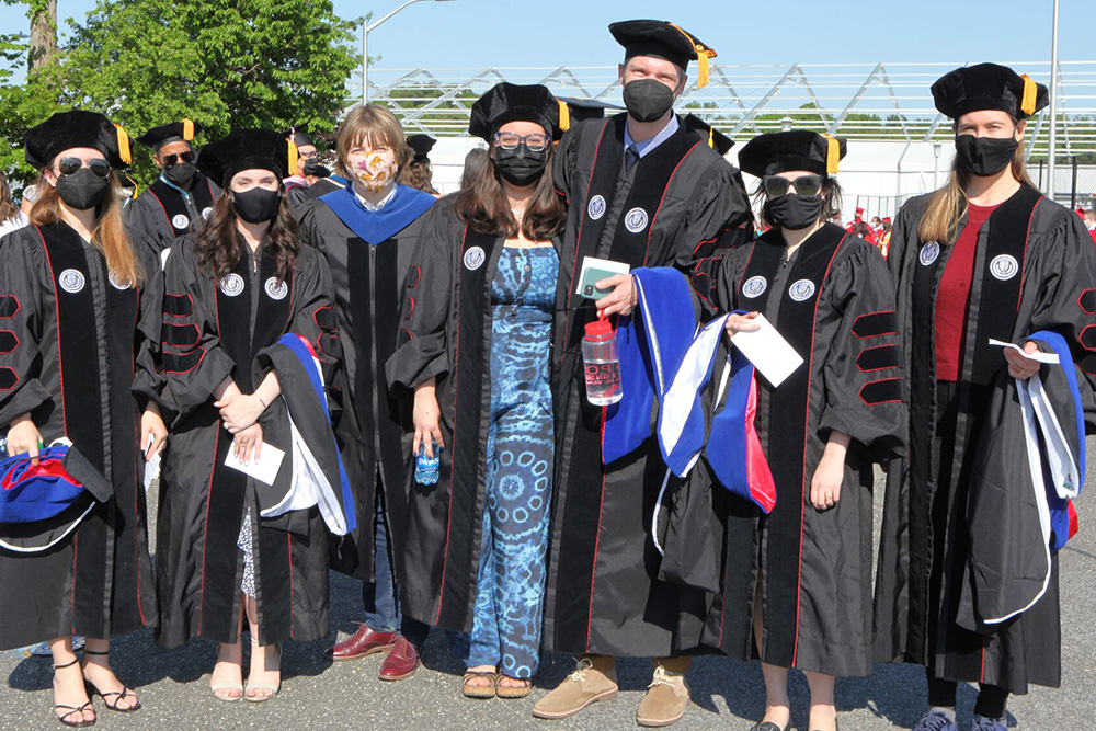 Presidential Completion Awards Help Doctoral Students Finish Degrees