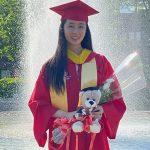 Kimberly w. lu valedictorian photo
