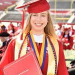 Lauren taglienti graduation1