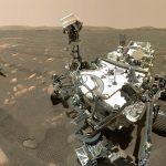 Mars perseverance rover