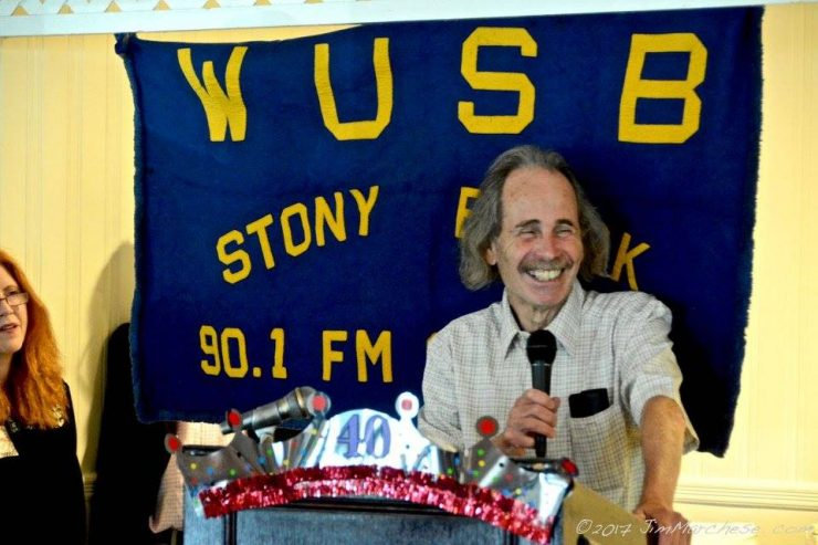 Norm prusslin wusb