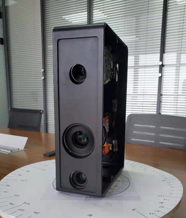 Orchid Imaging's 3D scanner
