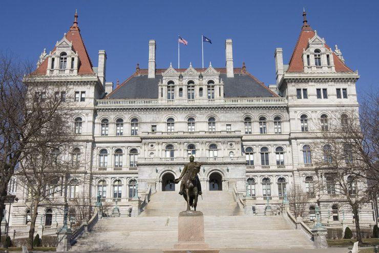 Albany statehouse
