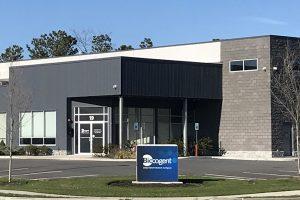 Biocogent building