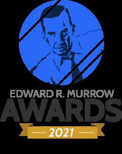 Murrow Award logo