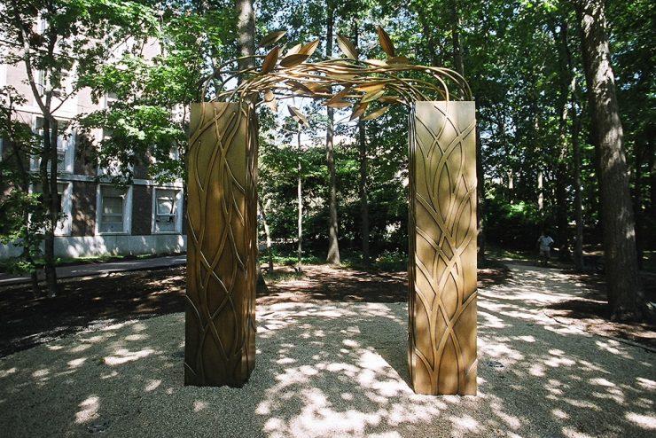 Memorial arch 9 11