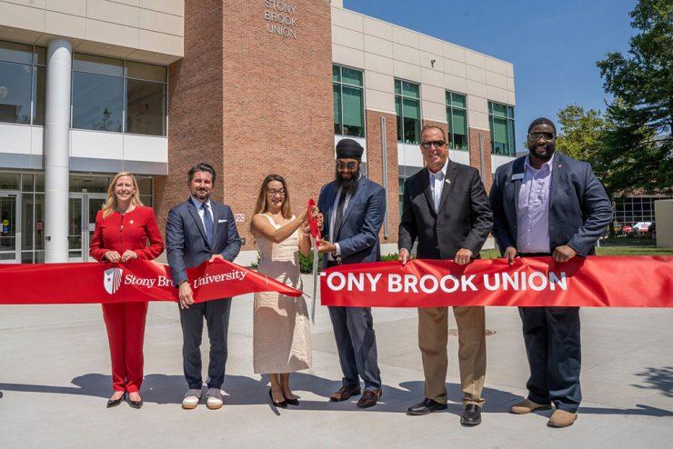 Sb union opening ribbon group