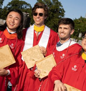 2020 commencement featured