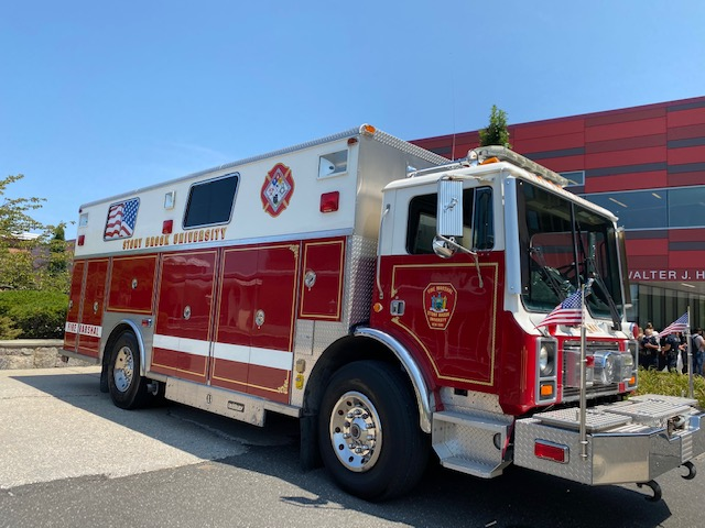 Stony Brook Fire Truck