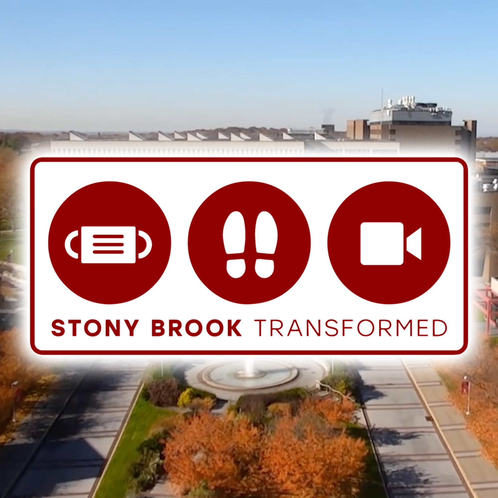 Journalism students tell Stony Brook's pandemic story