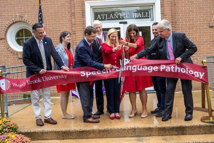 Speech-language pathology center opening at Southampton