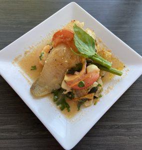 Cioppino, Seafood Stew in Tomato Broth