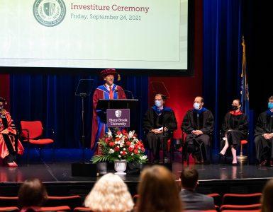 IACS Investiture Ceremony