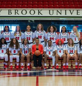 Womens basketball team