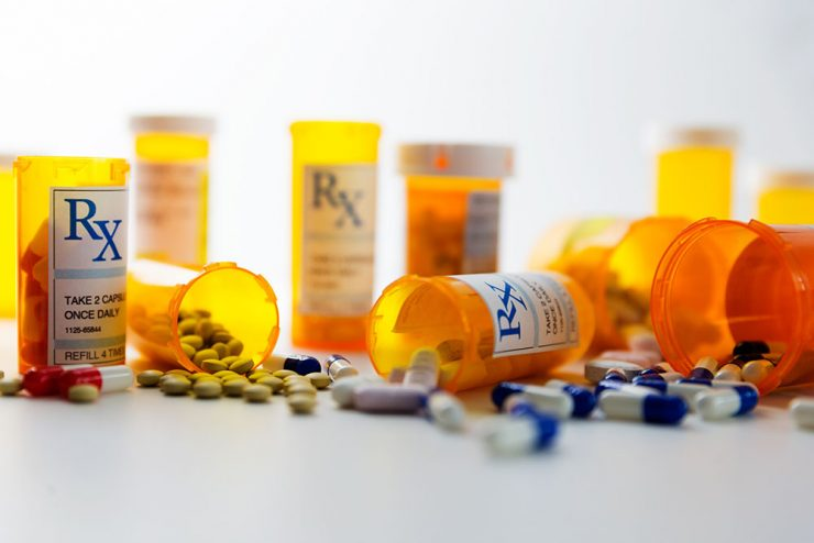 Shed the meds